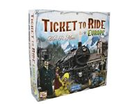 Ticket to Ride Europe - family board game brand new