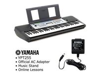 Yamaha YPT255 Electric Keyboard