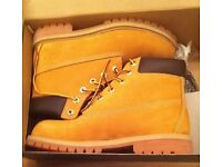 Brand new timberland boots all sizes