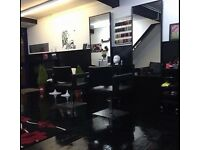 Chair to rent in hair &a beauty salon