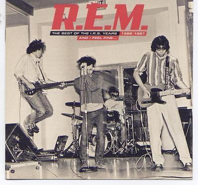 R.E.M. (REM) -  The best of the IRS years – 1982 / 1987 - CD (Rem The Best Of The Irs Years)