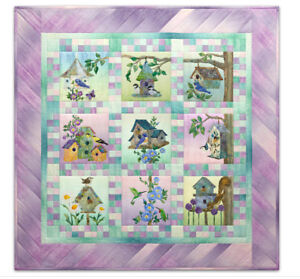 Home Tweet Home McKenna Ryan Quilt Kit