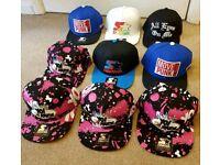9X BN Starter CAPS/YO MTV TUPAC SNAPBACK HAT RRP £300