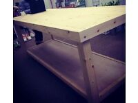 Large Bench/Table suitable for shop or coffee shop or large house