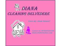 Belvedere, Abbey Wood, Erith, Bexley House Cleaning