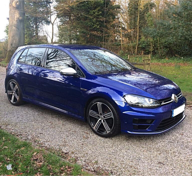 2014 VW GOLF R MK7 LOW MILEAGE - 2.0 TSI R20 audi s3 rs3 a45 c63 rs4 a3 mercedes bmw m3 m4 mk6 ...