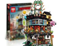 ***Ninjago City Set by Lepin-(Compatible With Lego) ***£200 ono!!