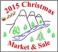 Christmas Market and Sale Table Rentals