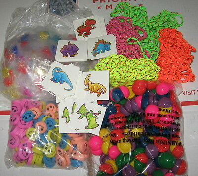 720 CARNIVAL TOYS, 5 GROSS, VENDING, PARTY FAVORS, PINATAS, PRIZES, FAST SHIP! B