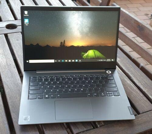 "Laptop Windows - New Lenovo ThinkBook 14"" I7 10th GEN - 8 GB - 256 GB SSD Windows 10 - Silver"