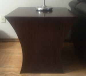2 End Tables - $40 for Both