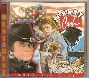 JOHNNY-CASH-Greatest-Hits-LTD-ED-double-CD-With-bonus-CD