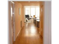 BY SLOANE ST, £65 PER WEEK INCLUDING FREE USE OF MEETING ROOM