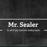 Choose Mr. Sealer for all your concrete sealing needs!