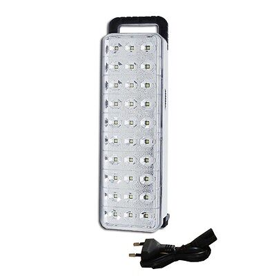 30-LED Rechargeable Emergency Light Camping LED Power Home Outdoor Portable