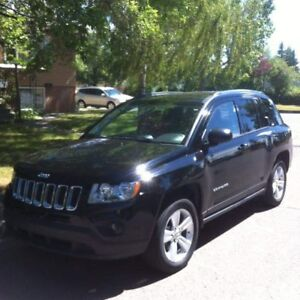2012 Jeep Compass North Edition