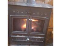 Multifuel Lambda 18b stove