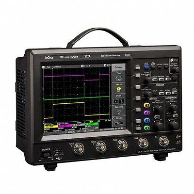 Lecroy Wavejet 322a Digital Oscilloscope 200mhz 1gss 2 Ch 500kptsch Warranty