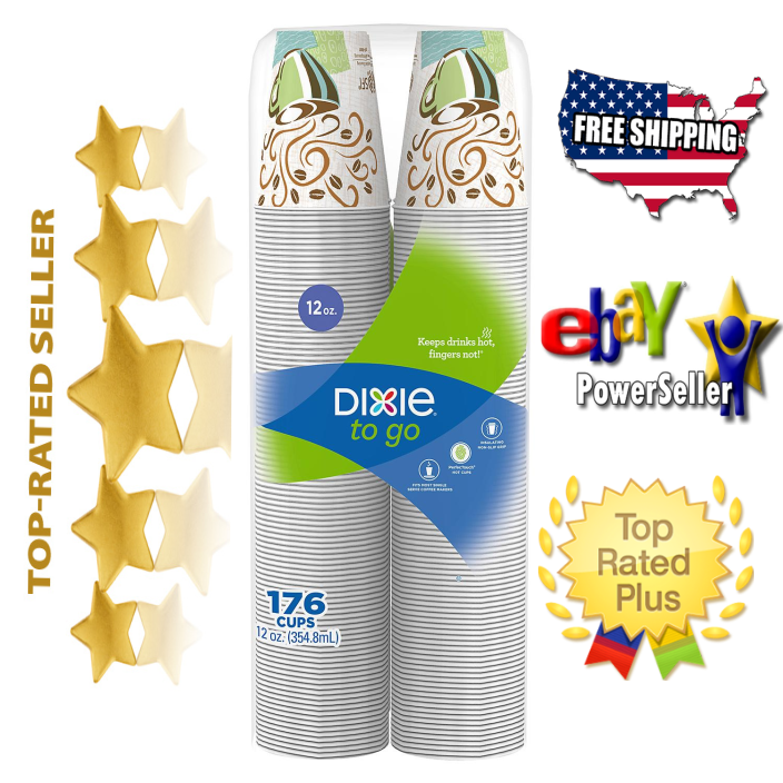 Dixie Perfectouch 12 Oz | 2-oz