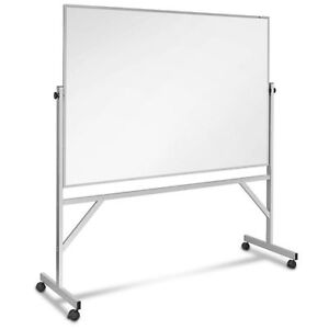 NEW Rolling Two Sided White Board