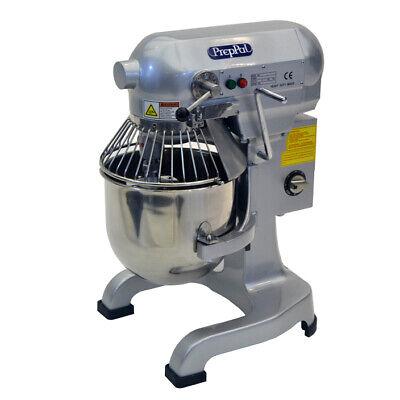 Atosa Ppm-10 Etl 10 Qt Planetary Mixer Bakery Dough Food Prep 1 Hp 115volt