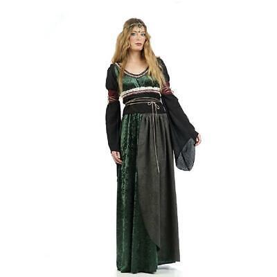 Mittelalterliche Kriegerin Kämpferin amazone Hofdame Hofherrin Burgfräulein