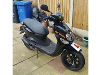 Yamaha neos easy 2014 50cc