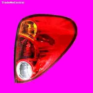 Mitsubishi Triton Ute ML MN 06-2014 Rear Tail Light Lamp Right Hand Driver Side
