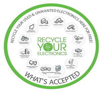Electronics Recycling Event at L.H. Frechette P.S.