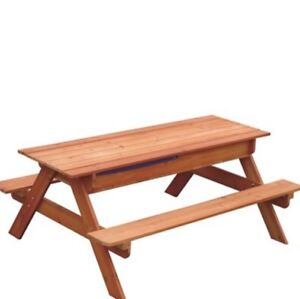 Kids Picnic Table In South Australia Toys Outdoor Gumtree - 6 sided picnic table