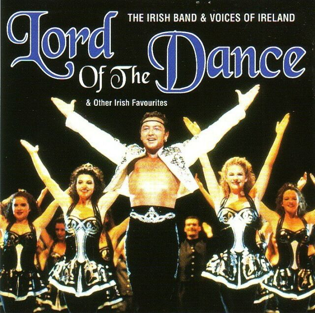 LORD OF THE DANCE - CD - & Other Irish Favourites