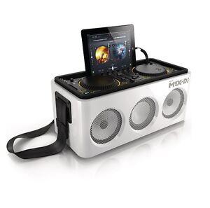 philips ds8900 10 bluetooth m1x dj sound system dj platine mixage ponts neuf ebay. Black Bedroom Furniture Sets. Home Design Ideas