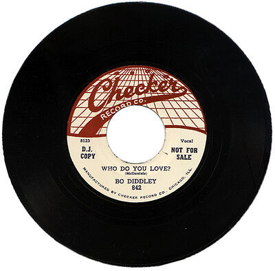 """BO DIDDLEY  """"WHO DO YOU LOVE?""""     CLASSIC R&B  LISTEN!"""