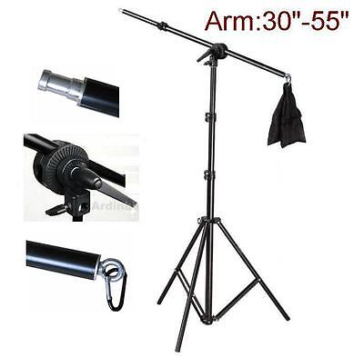Photography Studio Strobe Softbox Boom Stand Sandbag