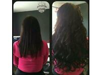 £199 REMY HAIR WEAVE & INSTALL. ANY HAIR AMOUNT IN 20 INCH LENGTH.