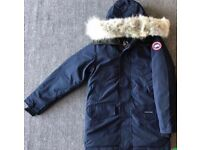 Canada goose langford parka coat jacket