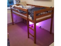Cabin Bed / Mid Sleeper
