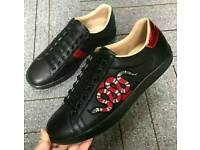 GUCCI SNAKE TRAINERS ALL SIZES