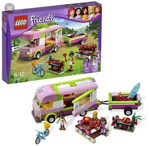 Lego Friends Adventure Camper #3184