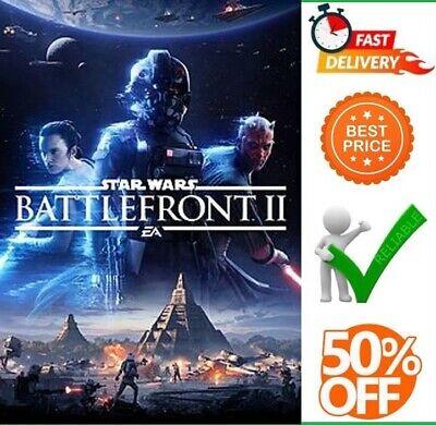 Star Wars Battlefront II 2 (PC) - Origin Key Region [UK] Fast Delivery