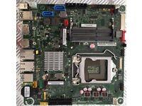 Mother Board Intel BOXDQ77KB, Thin mini ITX, LGA1155 Socket - Q77, NEW