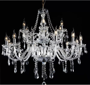 Glass Crystal Chandelier Drops BRAND NEW IN BOX
