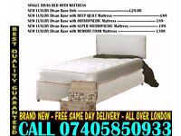 BRAND NEW Double Single King Size Dlvan Bed WITH MATTRESS. Conway