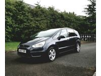 FORD S-MAX TDCI TITANIUM 7 SEATER PEOPLE CARRIER MOT NOV zafira picasso galaxy Alhambra sharan