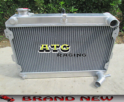 3 Row for Mazda RX7 RX 7 S1 S2 S3 1979 1985 All Aluminum Radiator 81 82 83 84