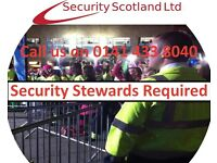 SIA Security Steward - Licenced Events