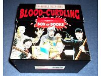 Horrible Histories Blood Curdling Collection 20 Books Box Gift Set - like new excellent cond