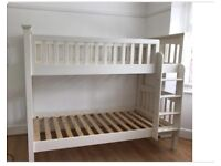 Marks and Spencer's solid wood bunk beds