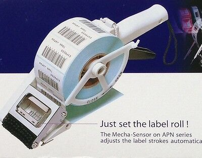 Towa LabelsGS 1 LineWhite Use by Labels for one Line Up to 8 character Free ship