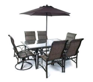 Martha Stewart patio set